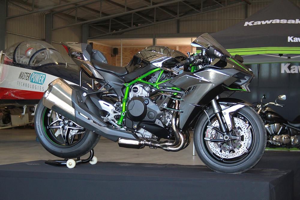 Report Kawasaki Ninja H2 South African Launch Za Bikers