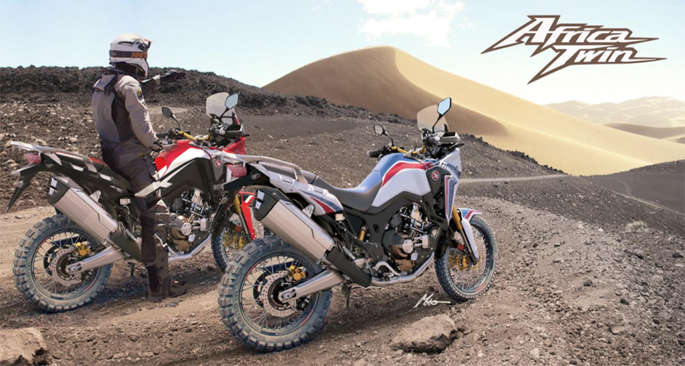 revealed 2016 honda crf1000l africa twin za bikers. Black Bedroom Furniture Sets. Home Design Ideas