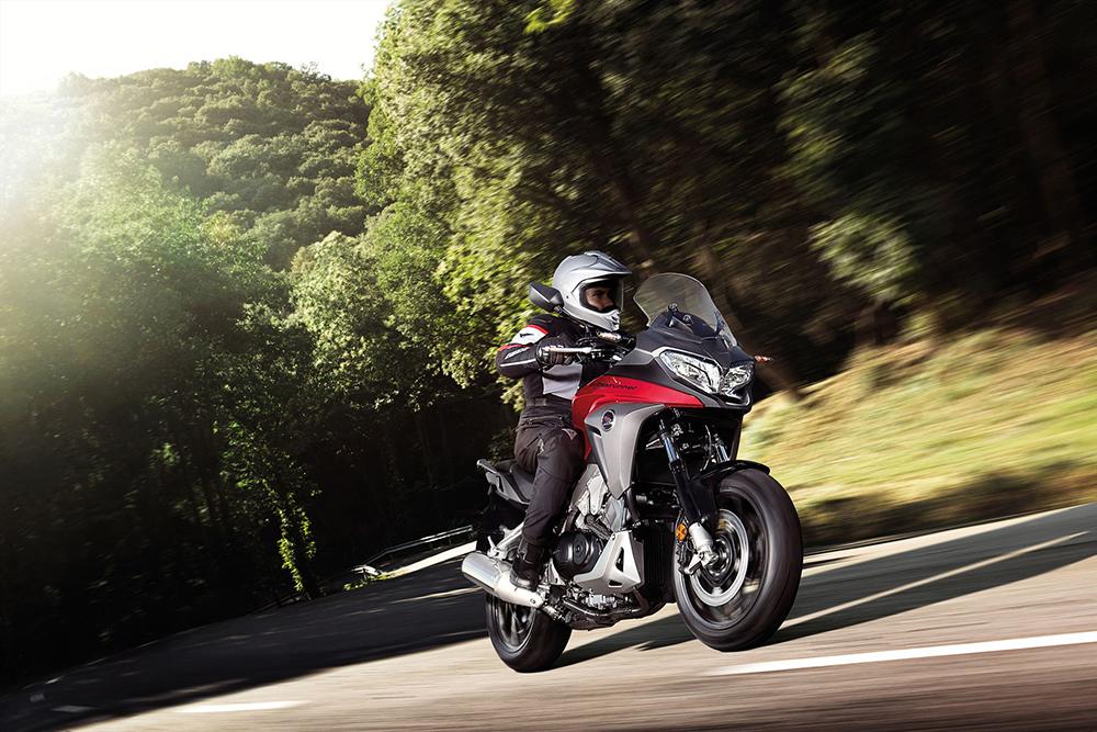 2015 Honda Vfr800x Crossrunner Za Bikers