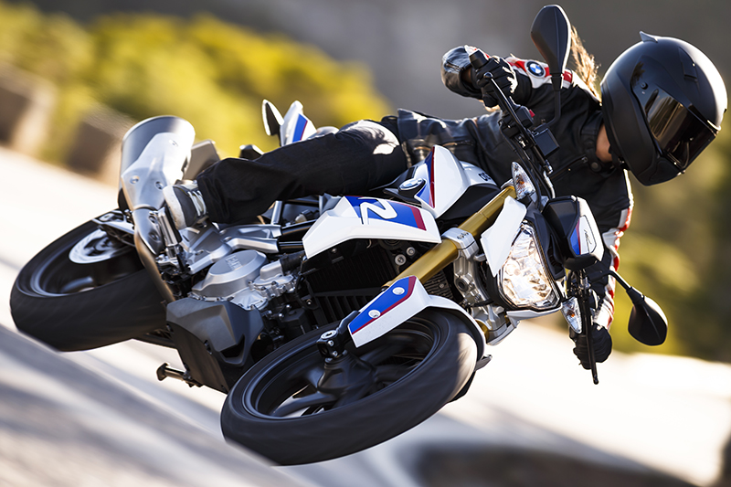revealed: the new bmw g 310 r. - za bikers