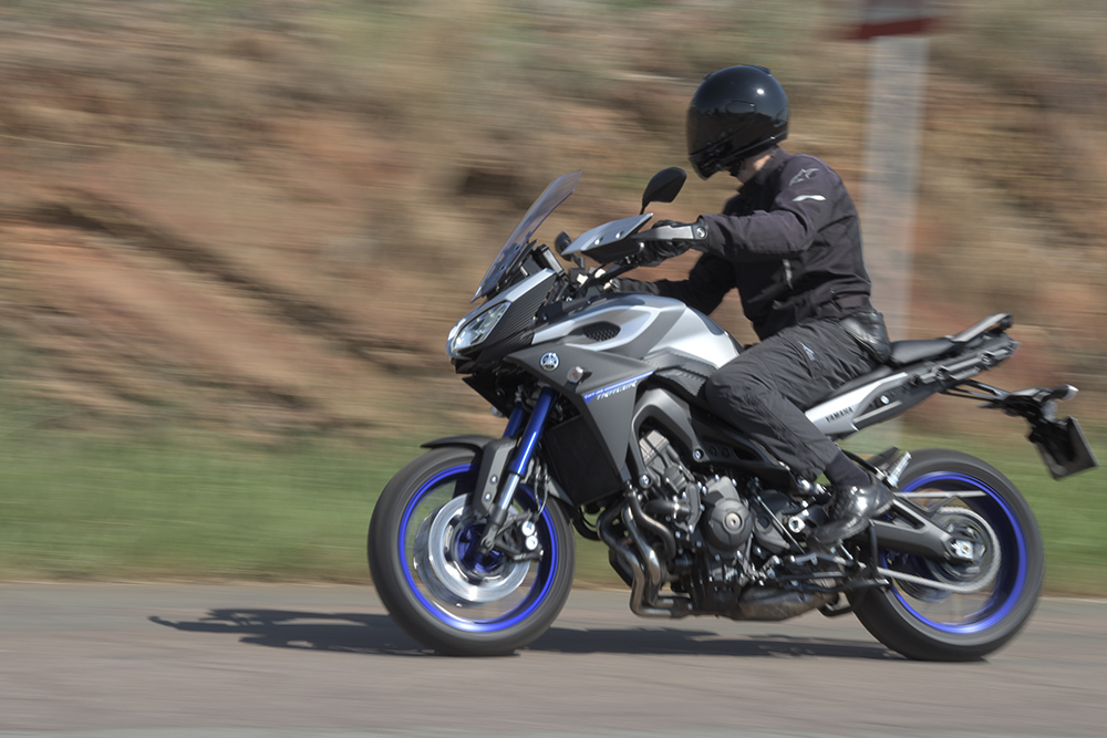 Ride Review: Yamaha MT-09 Tracer - ZA Bikers