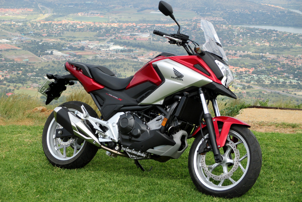 road test honda nc750x