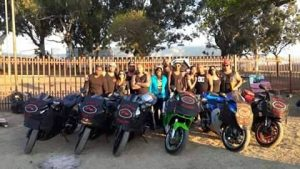 BLOOD IN BLOOD OUT MC BLANKET RUN