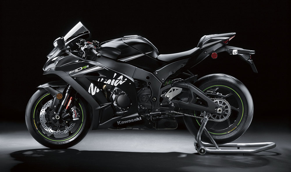 New Kawasaki Ninja Zx10 Rr My17 Official Video Za Bikers