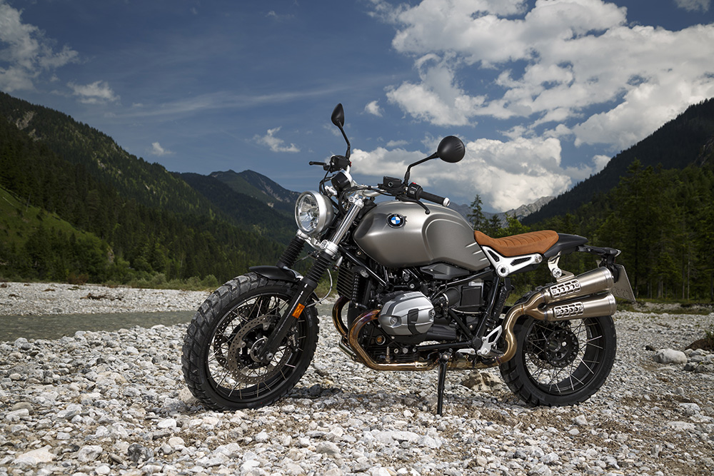 The new BMW R nineT Scrambler now available in South Africa
