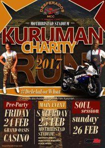 Desperados Annual Kuruman Run 2017 @ Northern Cape(kuruman). Mothibistad.