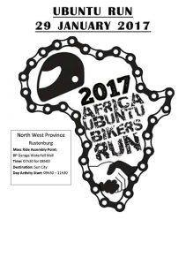 Africa Ubuntu Bikers Run @ Sun City Resort