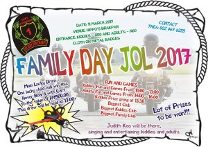 Family Day Jol @ Hippo's | Brakpan | Gauteng | South Africa