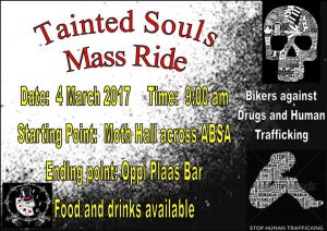TAINTED SOULS MASS RIDE
