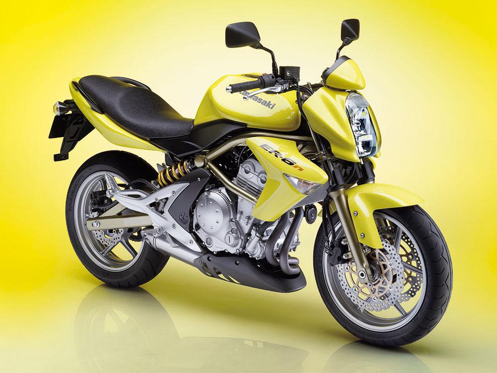 First Ride Kawasaki Ninja 650 Za Bikers