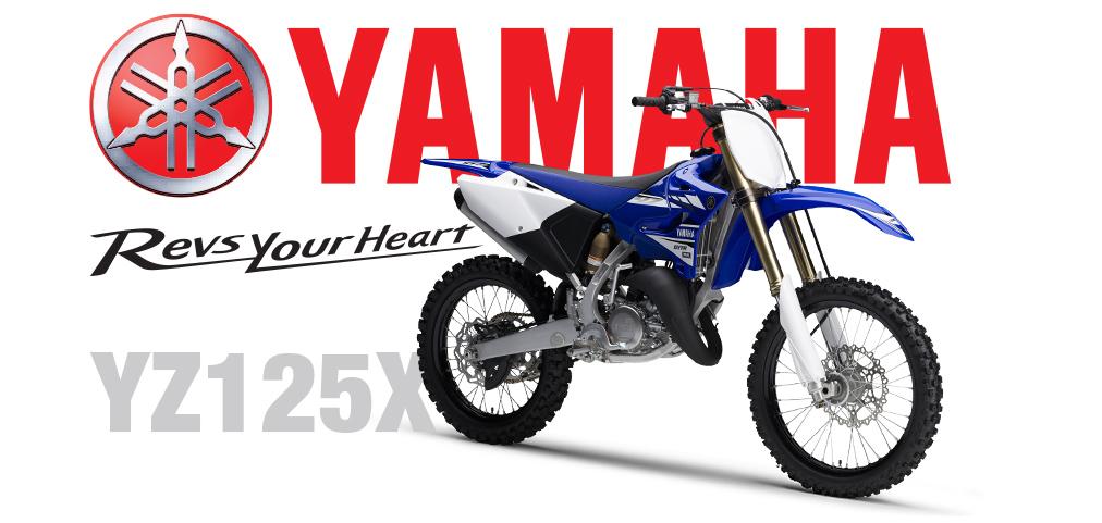 COMING TO SA: 2017 YAMAHA YZ125X - ZA Bikers