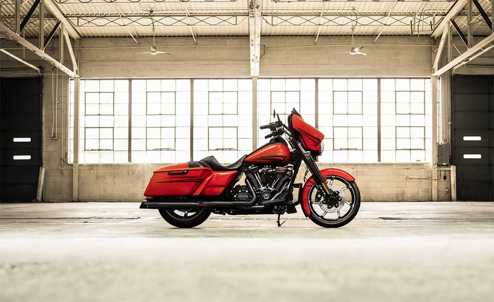 The New 2017 Harley Davison 174 Street Glide 174 Special