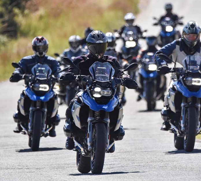 Bmw R1200gs Rallye And R1200gs Exclusive First Ride Impressions Za Bikers