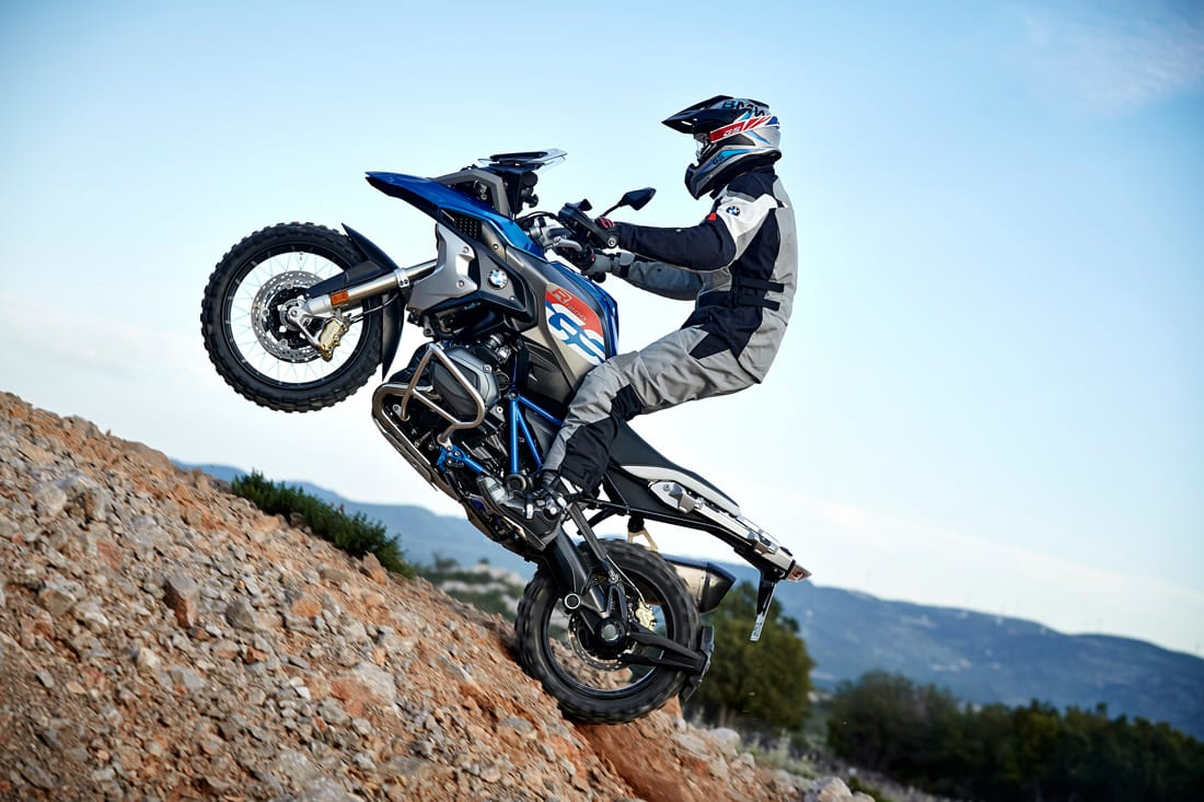 The new BMW R 1200 GS now available in SA - ZA Bikers