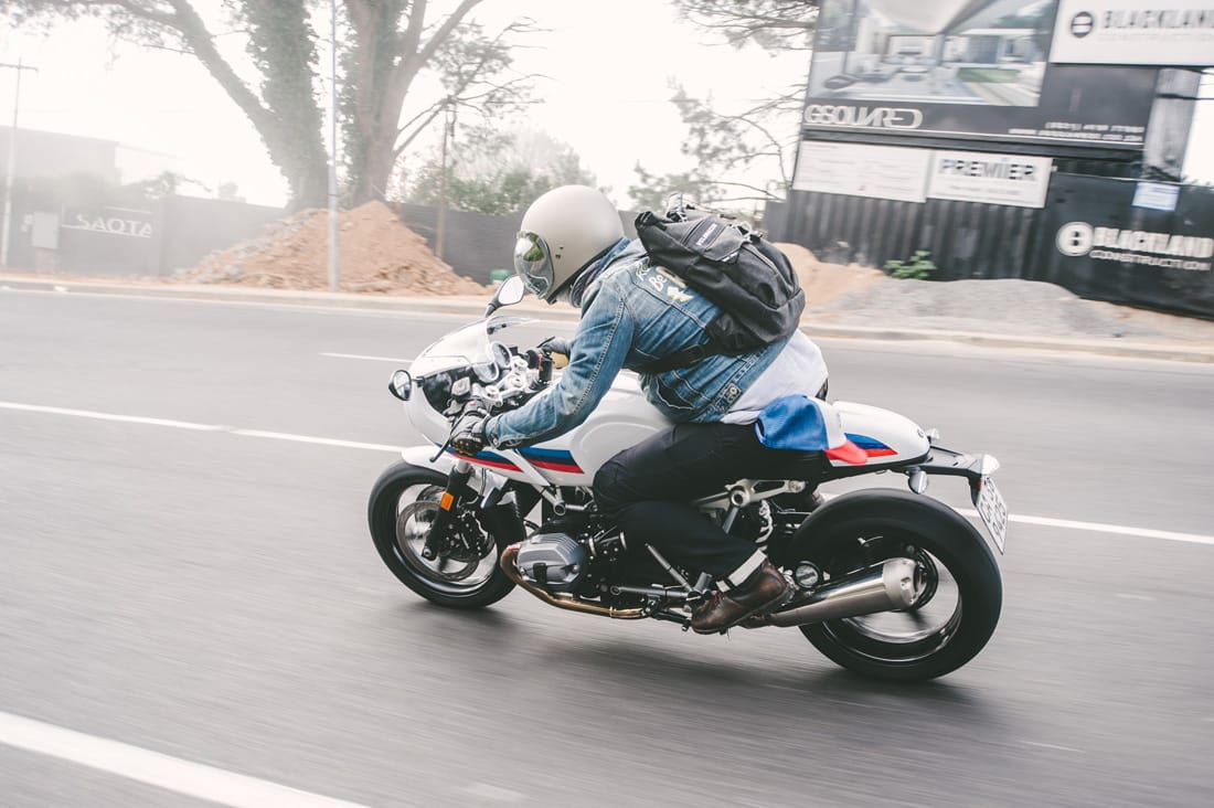 Ride Review Bmw R Ninet Racer Za Bikers