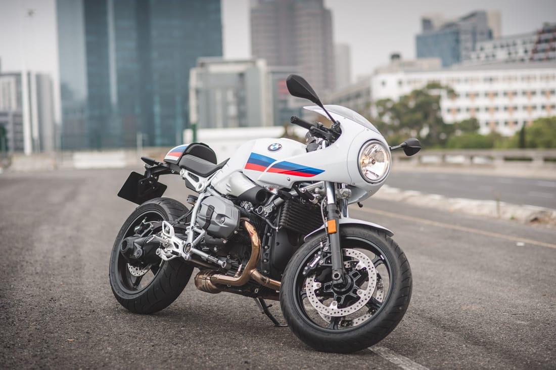 Ride Review Bmw R Ninet Racer Za Bikers