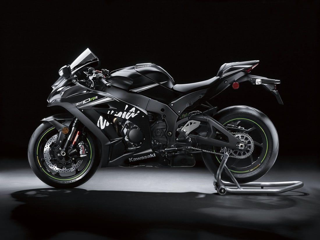Kawasaki Ninja Zx 10rr Za Bikers