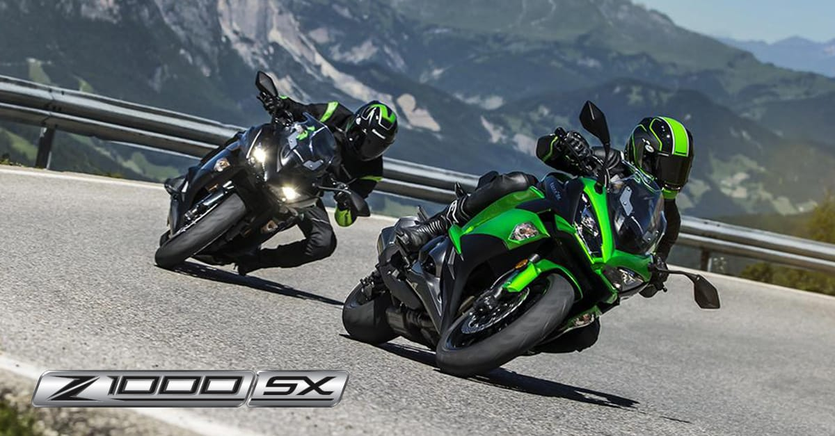 Ride Review Kawasaki Z1000SX