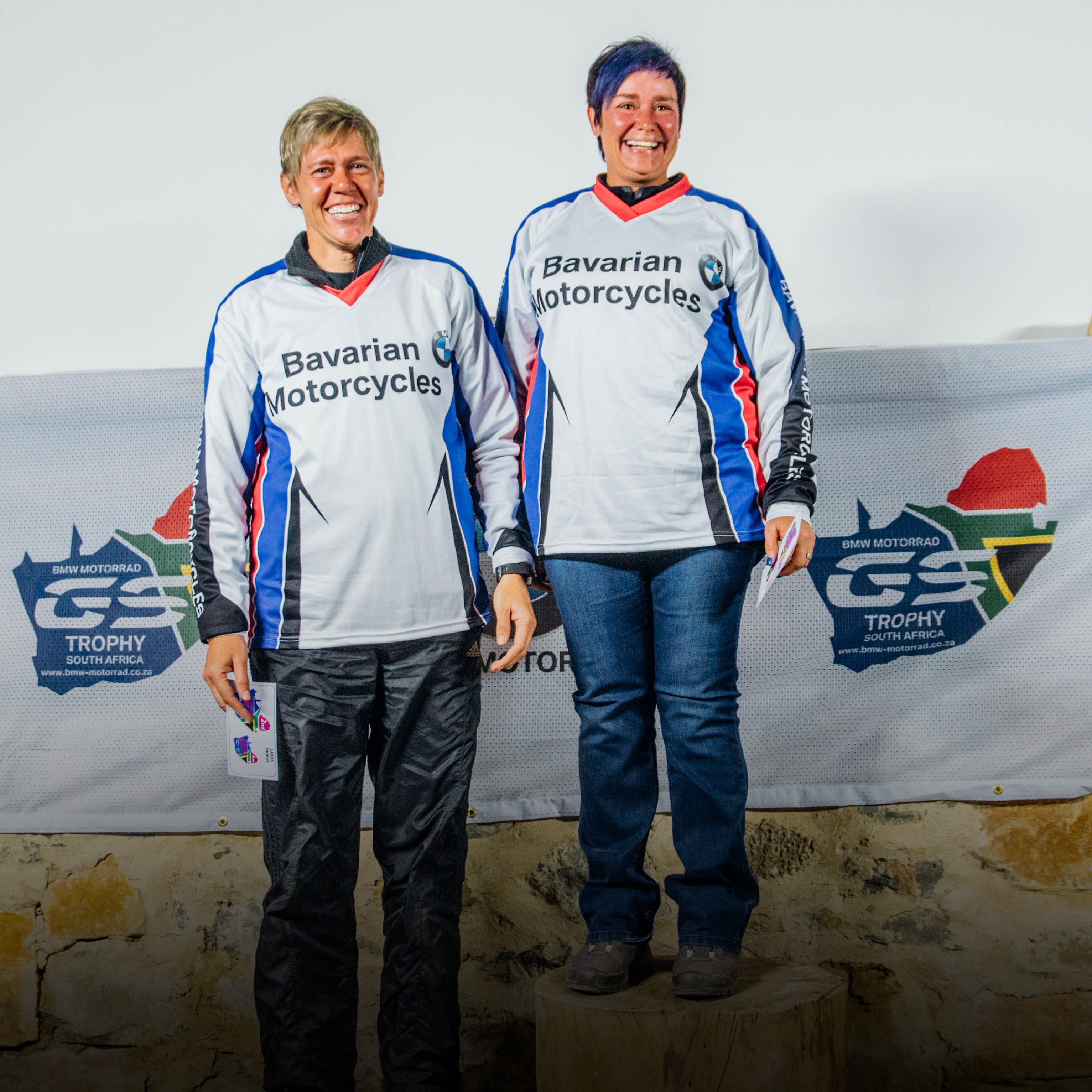 Team South Africa Selected Ahead Of The Bmw Motorrad International