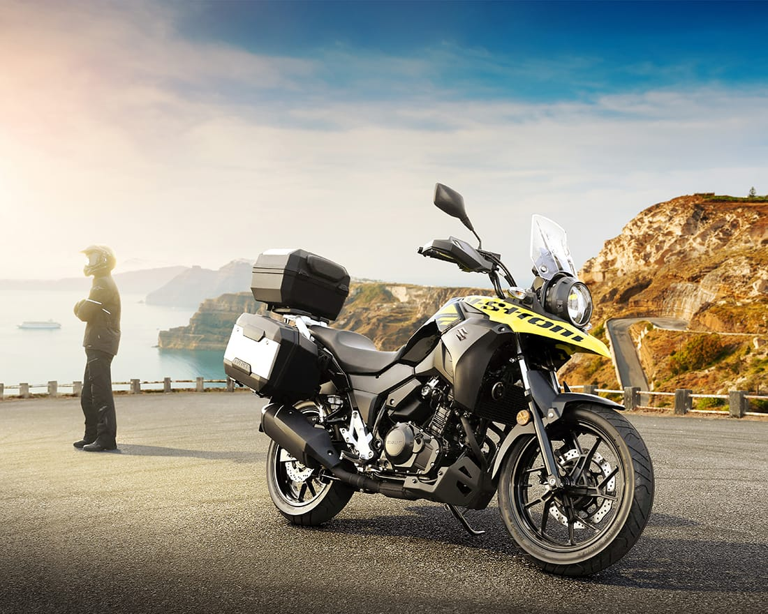 Suzuki V-Strom 250, Review, 2019 Specifications