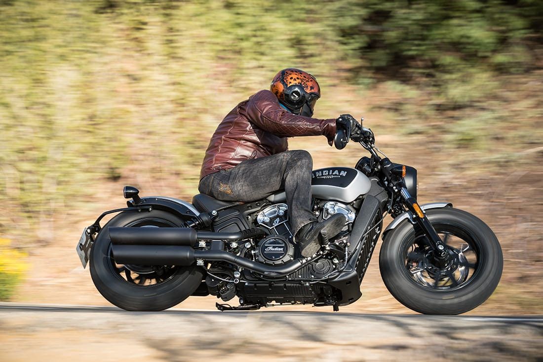First Ride: Indian Scout Bobber - ZA Bikers