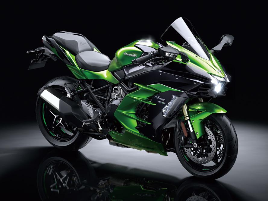 Revealed Kawasaki Ninja H2 Sx Za Bikers