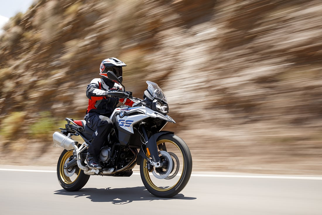 The New Bmw F 750 Gs And F 850 Gs Za Bikers