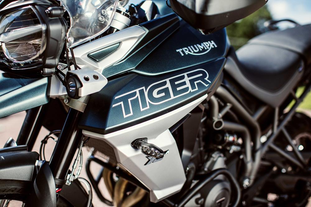 First Ride 2018 Triumph Tiger 800 Xca Za Bikers