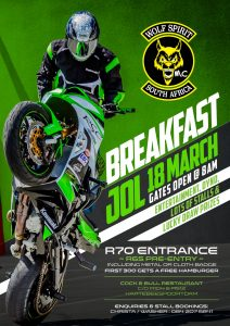 Wolf Spirit mc Dayjol @ The Cock and Bull Harties | Hartbeespoort | North West | South Africa