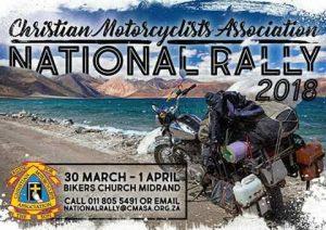 CHRISTAIN MOTORCYCLISTS ASSOCIATION NATIONAL RALLY 2018 @ BIKERS CHURCH    Midrand   Gauteng   South Africa