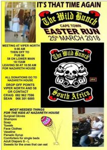 THE WILD BUNCH EASTER RUN @ VIPER NORTH