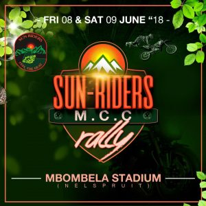 Sunriders M.C.C Rally 2018 @ Mbombela Stadium | Nelspruit | Mpumalanga | South Africa