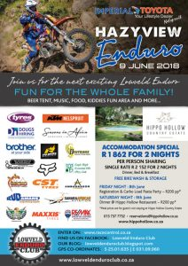 HAZYVIEW ENDURO @ Hippo Hollow  | Hazyview | Mpumalanga | South Africa
