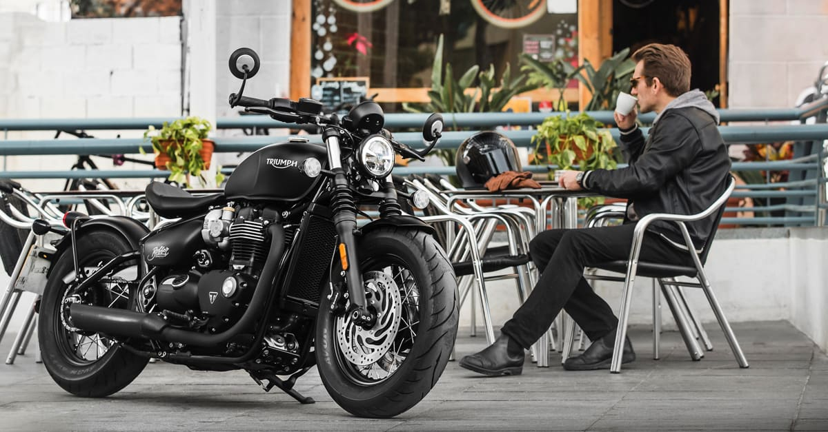 New Distributor Appointed for Triumph Motorcycles in South Africa ...