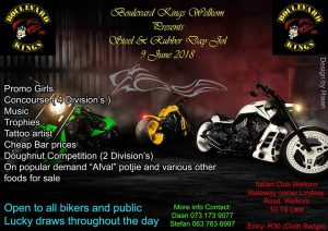 STEEL & RUBBER DAY JOL @ ITALIAN CLUB WELKOM  | Welkom | South Africa