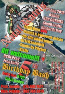 NATAL RATELS 5TH BIRTHDAY BASH @ KNK CURRIES  | Richards Bay | KwaZulu-Natal | South Africa