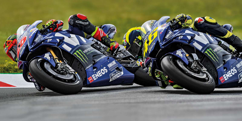 Monster Energy Company and Yamaha Factory Racing MotoGP Team