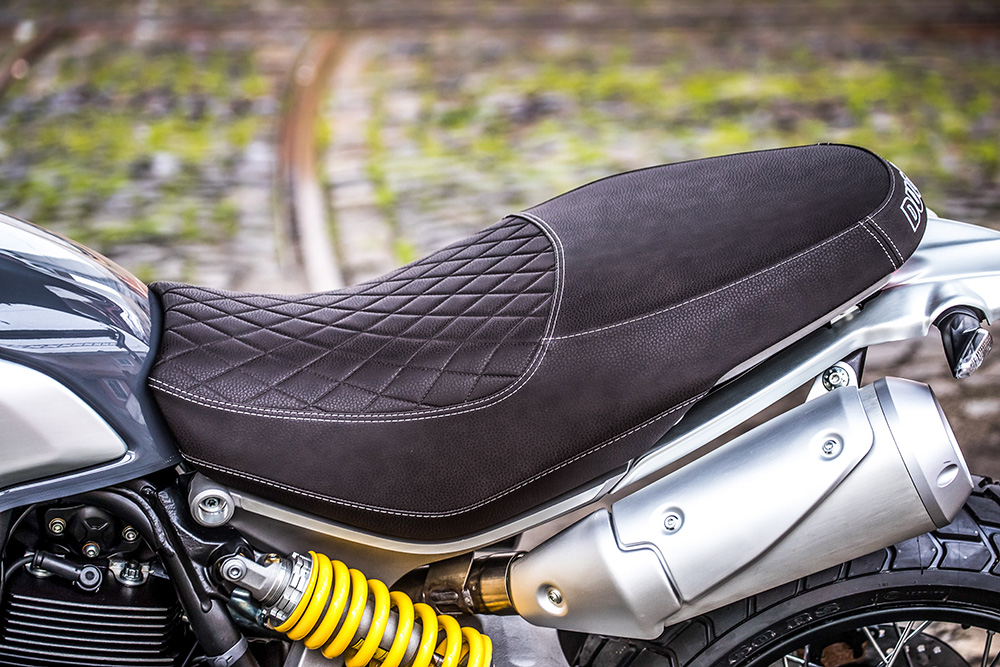 scrambler ducati promotion za bikers. Black Bedroom Furniture Sets. Home Design Ideas