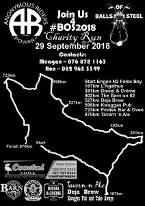 Bos2018 Charity Run