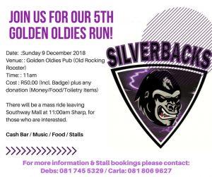 5th Golden Oldies Run @ GOLDEN OLDIES