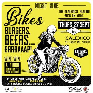 Night Ride @ Calexico  | Johannesburg | Gauteng | South Africa