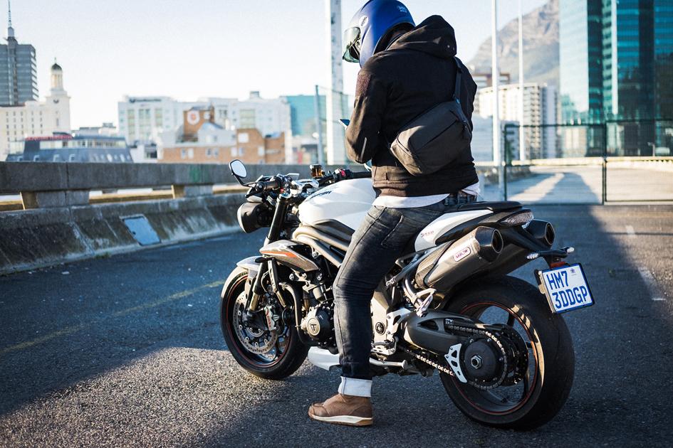 Loan Bad Credit >> Original Hooligan: Riding the 2018 Triumph Speed Triple RS ...