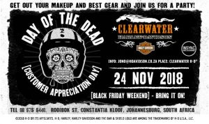 Day of the Dead @ Clearwater Harley-Davidson | Roodepoort | Gauteng | South Africa