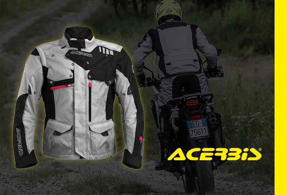 Acerbis Adventure Jacket Amp Pants Za Bikers