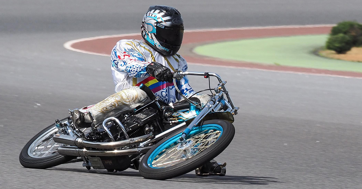 JAPANESE AUTO RACING - ZA Bikers