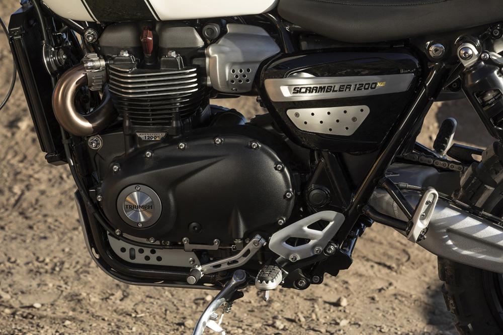Revealed 2019 Triumph Scrambler 1200 Xe Za Bikers