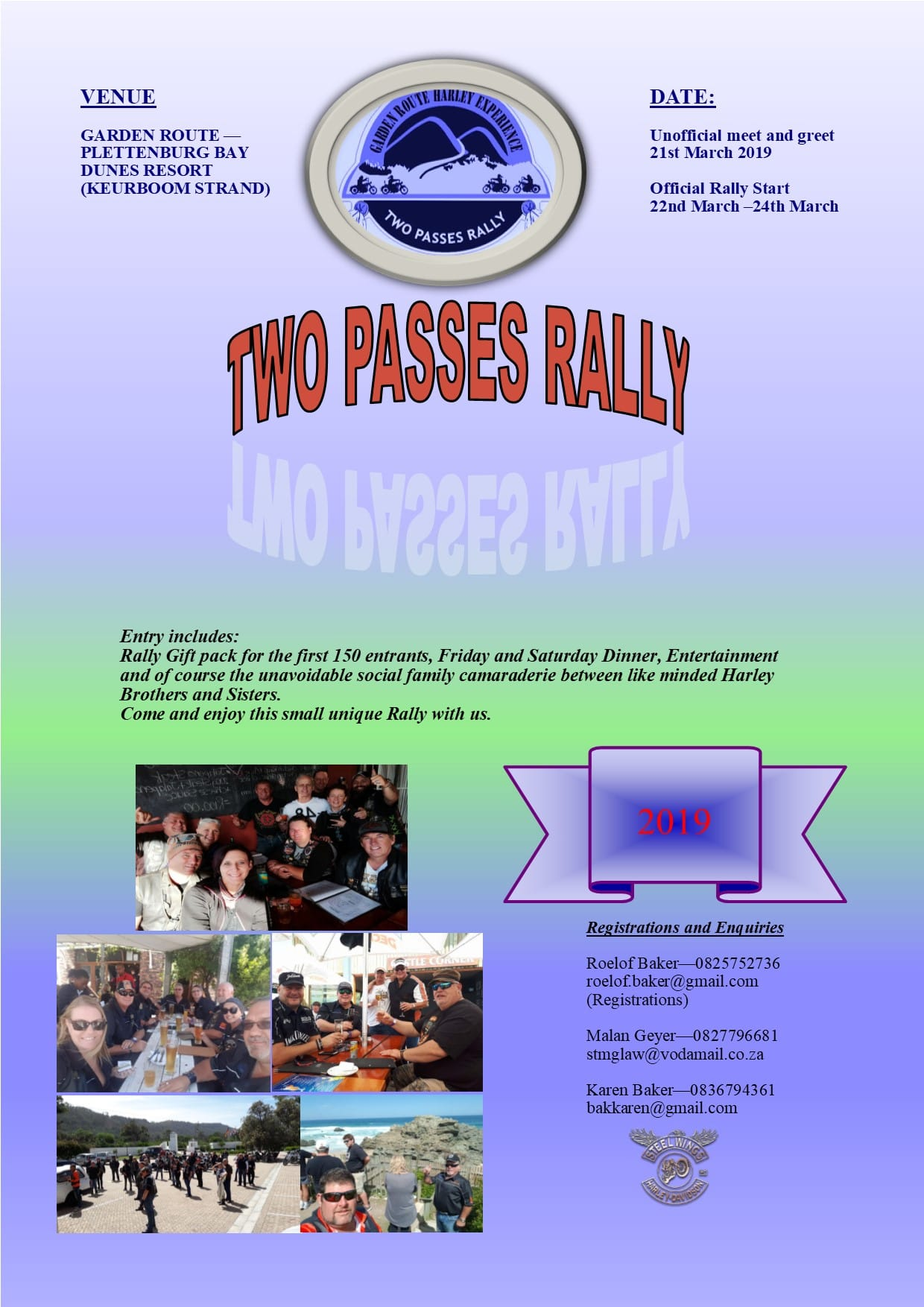 Two Passes Rally