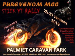 Purevenom Mcc Stiek Yt Rally @ Palmiet Caravan Park