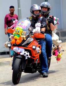 Lowveld TOY RUN distribution RIDE @ Crossing Shopping Centre | Nelspruit | Mpumalanga | South Africa