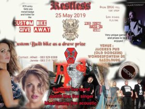 Restless 30th Birthday Bash